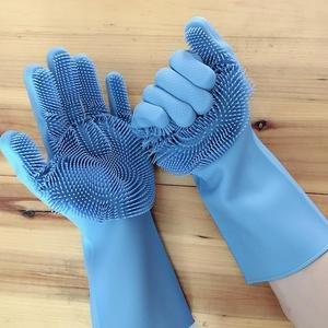 Remove term: Multipurpose Silicon Hand Gloves (1 Pair) Multipurpose Silicon Hand Gloves